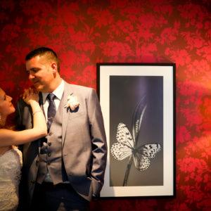 Wedding Photography at The Alderley Edge Hotel