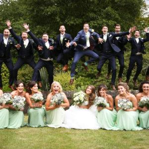 Wedding Photography at Hinderton Hall