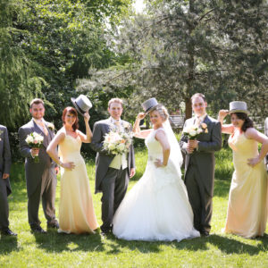 Wedding Photography at Hollin Hall in Bollington