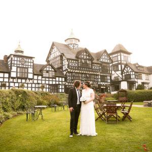 Wedding Photography at The Wild Boar in Tarporley