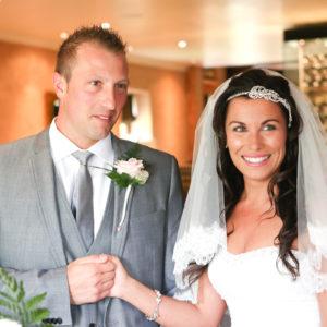 Wedding Photography in Leek