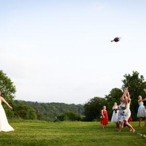 Wedding photos at Hyde Bank Farm