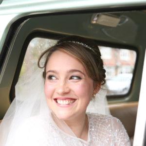 Wedding Photography arrival